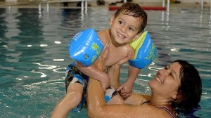THE operators of the new Parks Community Centre swimming pool say they will work to bring community groups back to the centre. The first stage of the $24.1 million redevelopment of the Angle Park complex will be launched at a community open day on Saturday.