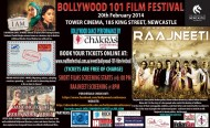 Bollywood Conference : An opportunity to peek into Bollywood
