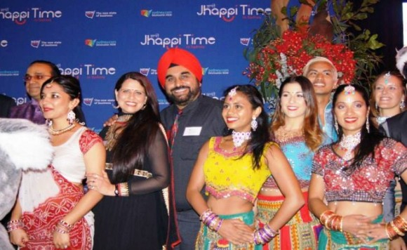 It's 'Jhappi time' for Indians