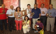 'Top golf performers awarded by GOA NSW at Terry Hills'