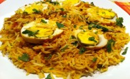 Recipe of the week – Easy to cook 'Egg Biryani'