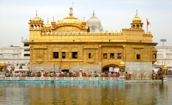 'Golden Temple', an incredible experience says Michelle
