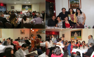 India Club celebrated 'Valentine's Day'