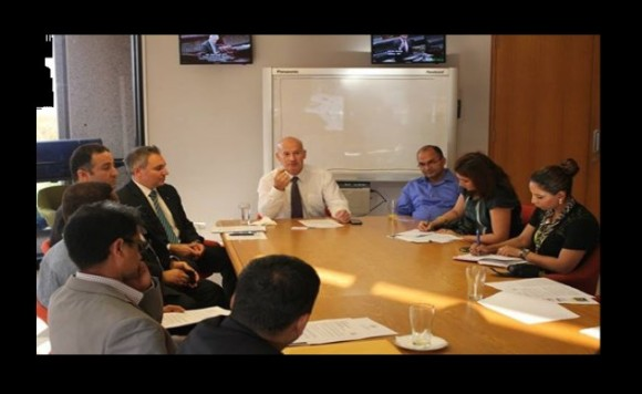 'NSW Labor hosts sub continental media at Parliament house'