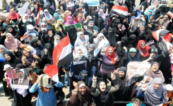 Mass trial and death sentences bring closure to Egypt's Arab Spring
