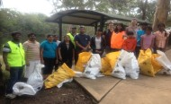 ATF participates in Cleanup Australia day