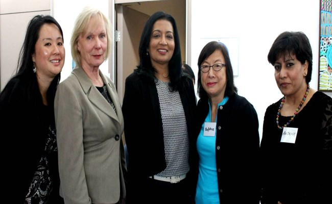 Asian Australian Alliance Women's Forum (AAAWF) , Asian Communities