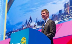 Rotary Convention , Sydney Olympic Park