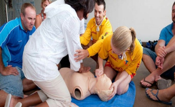 Surf Life Saving NSW trains 250,000 in first aid