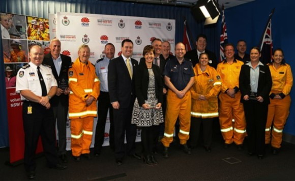 12 businesses awarded for their outstanding support for RFS volunteers