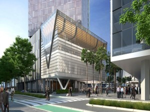 Landmark 5 - Star hotel to boost tourism at revitalised Darling Harbour
