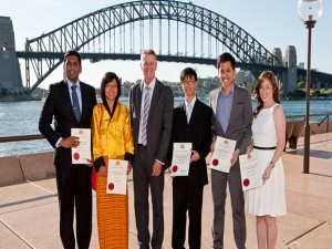 Nominations , NSW International Student Award