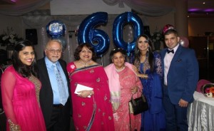 Charity Dinner To Mark 60th Birthday Celebrations