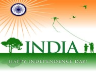 John Robertson sends best wishes to Indian Community on Independence Day