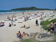 Byron beach closure lifted