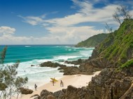 Byron Bay's main beach to be patrolled year around