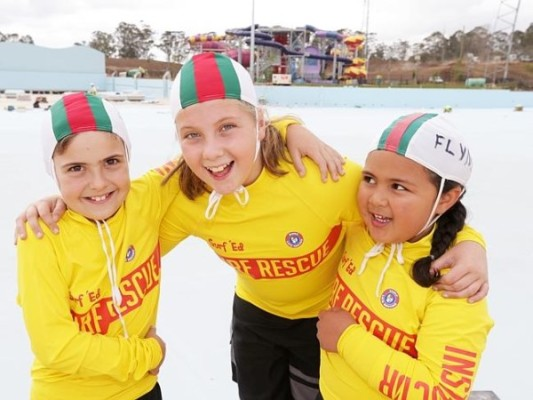 Nippers to go 'Wet 'n' Wild' for another season