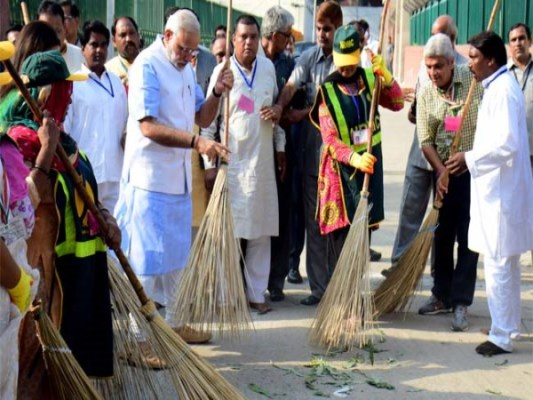 'Modi's clean India—From fantasy to reality'