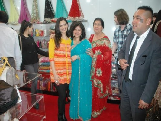 Bollywood's influence celebrated at Liverpool's  'Starry Sari Night'