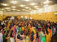 ATSA  celebrated Bathukamma festival on September 28th