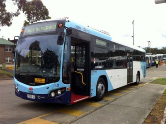 360 new weekly public transport services for Sydney