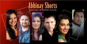 Abhinay to present 'Abhinay Shorts – Festival of multilingual plays' on November 9