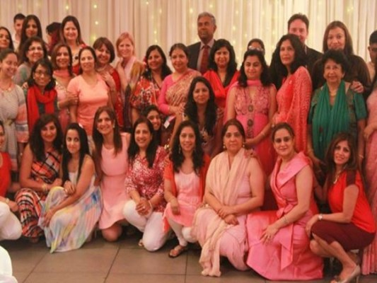 Pink Ribbon Breakfast organised to raise funds for 'Breast Cancer Research'