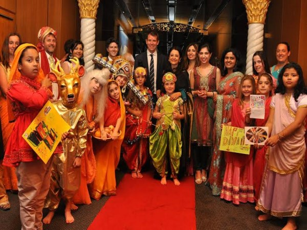 Premier hosts 'Deepavali' celebration at NSW Parliament