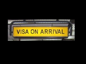 Tourist Visa on Arrival in India for 43 countries including Australia