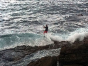 Rock Fishing: Leading cause of coastal drownings in NSW