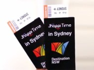Promoting  NSW in India : Biggest travel trade delegation arrives in Sydney to experience Jhappi time
