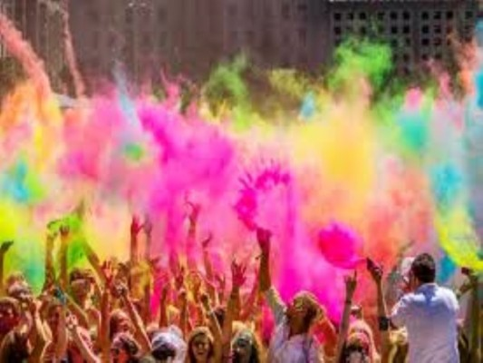 Labor leader Luke Foley extends Holi greetings to Indian Community