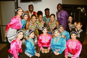Multiculturalism celebrated at Premier's Harmony dinner !!
