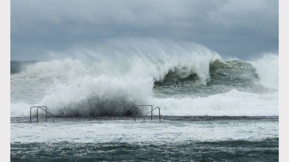 Heavy swells forecast for NSW coastline