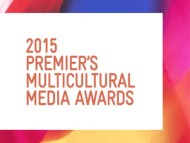 Nominations open for the 2015 Premier's Multicultural media awards