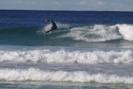 Large swells and strong winds expected along NSW Coast