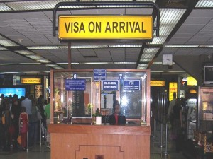 Visa on Arrival , Electronic Travel Authorization