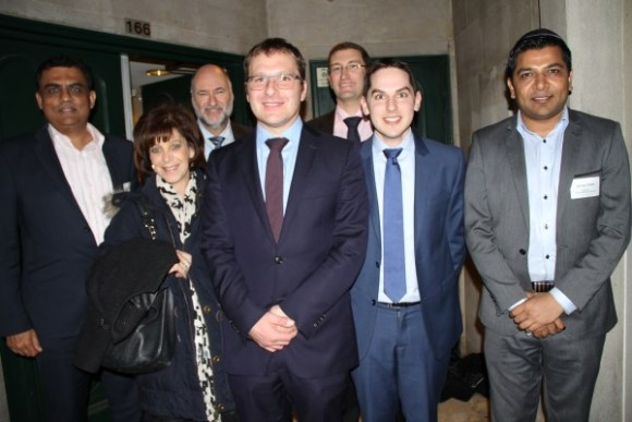 Jewish Board of Deputies held Shabbat dinner