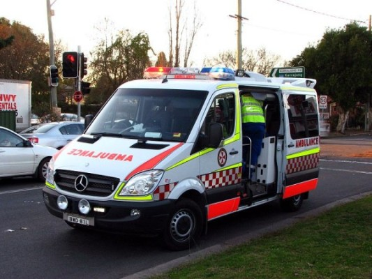 Major disruptions in NSW Ambulance Service  :  Secord