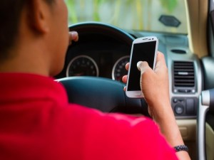 Mobile Use While Driving