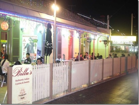 Investigation continues after shot fired into a busy Indian restaurant