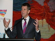 Independence day message from the Premier of NSW