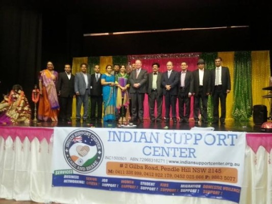 Indian Support Centre organises its first charity dinner
