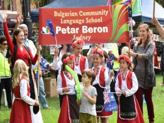 Perfect harmony displayed at 18th 'Annual Children Festival'