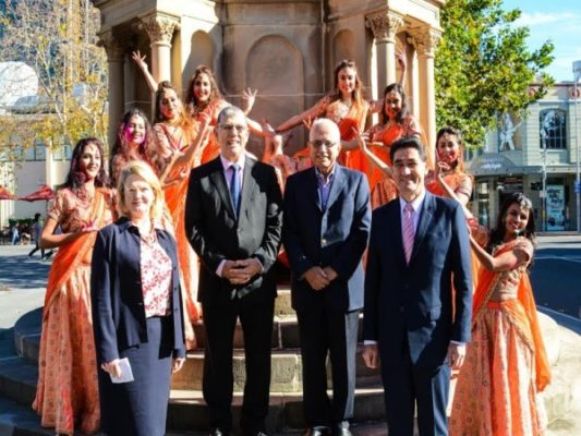 Parramasala secured until 2019