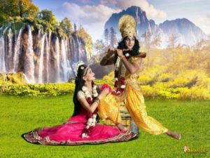 'A magical Journey with Krishna'