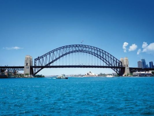Accessible lifts for Sydney Harbour bridge