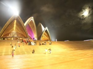 confluence Indian festival in opera house Sydney