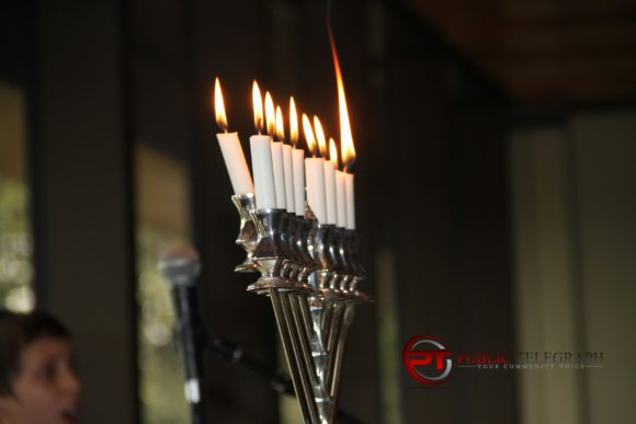 Pre-Chanukah celebrations held at NSW Parliament