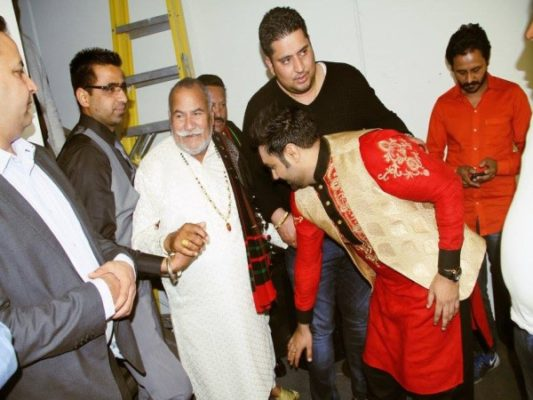 Wadali's weave magic with their performance